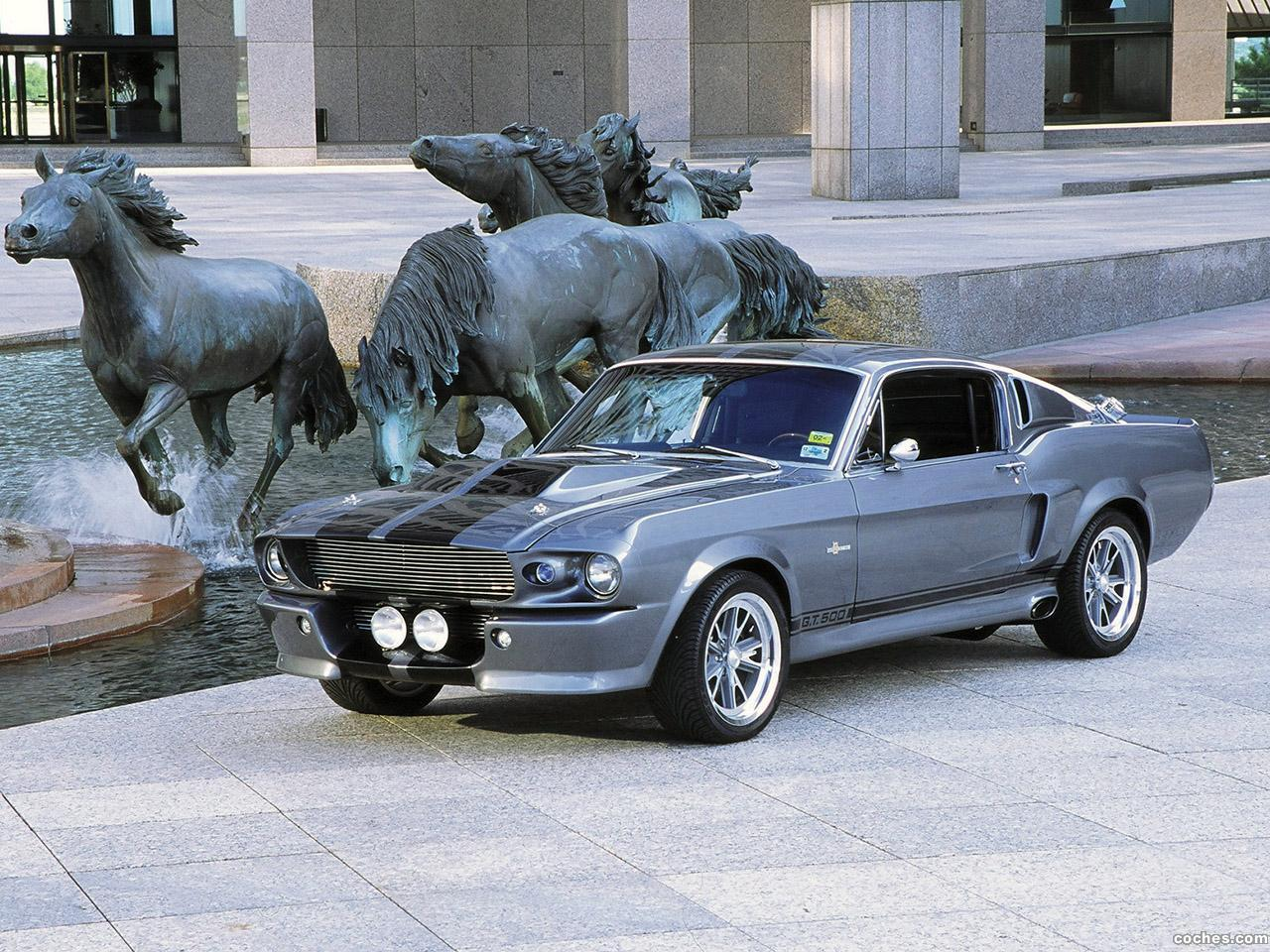 Foto 2 de Ford Shelby GT500 Eleanor 1967