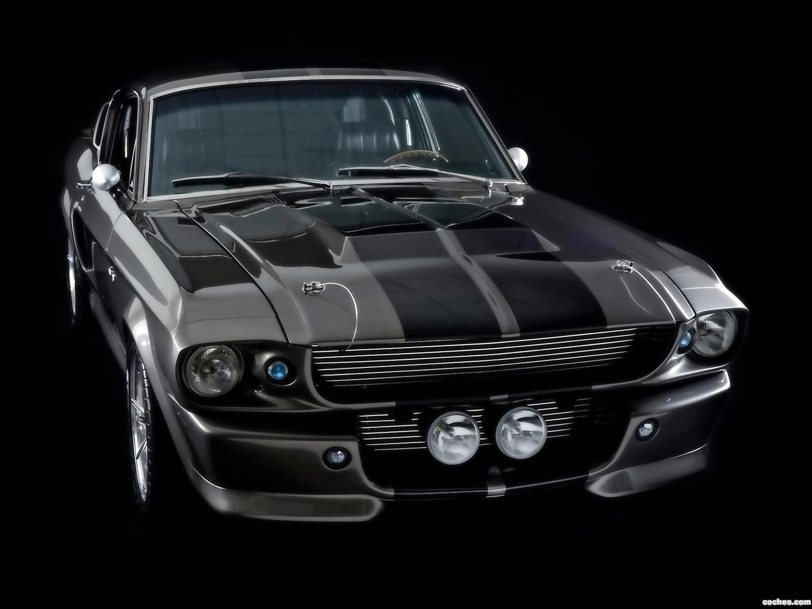 Foto 0 de Ford Shelby GT500 Eleanor 1967