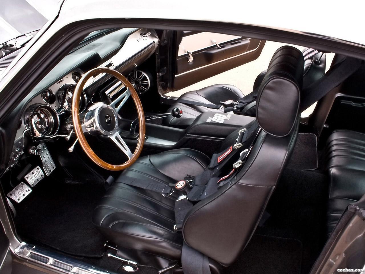Foto 14 de Ford Shelby GT500 Eleanor 1967