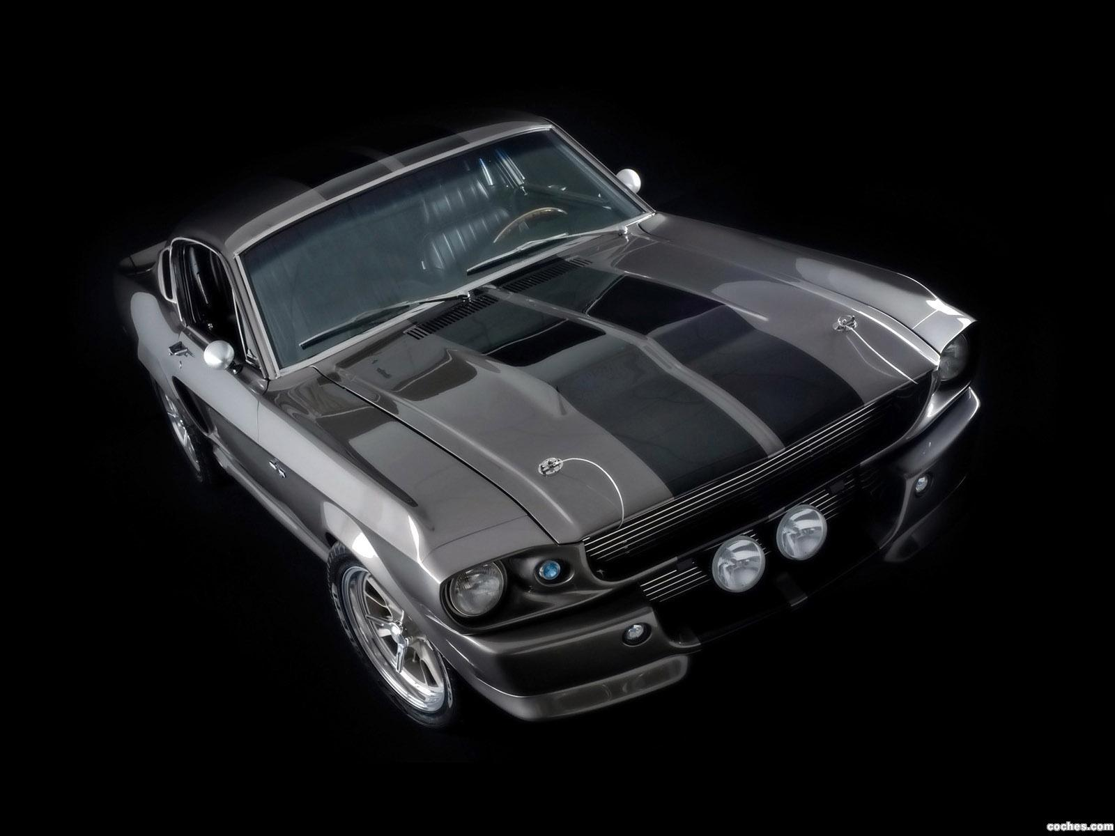 Foto 9 de Ford Shelby GT500 Eleanor 1967