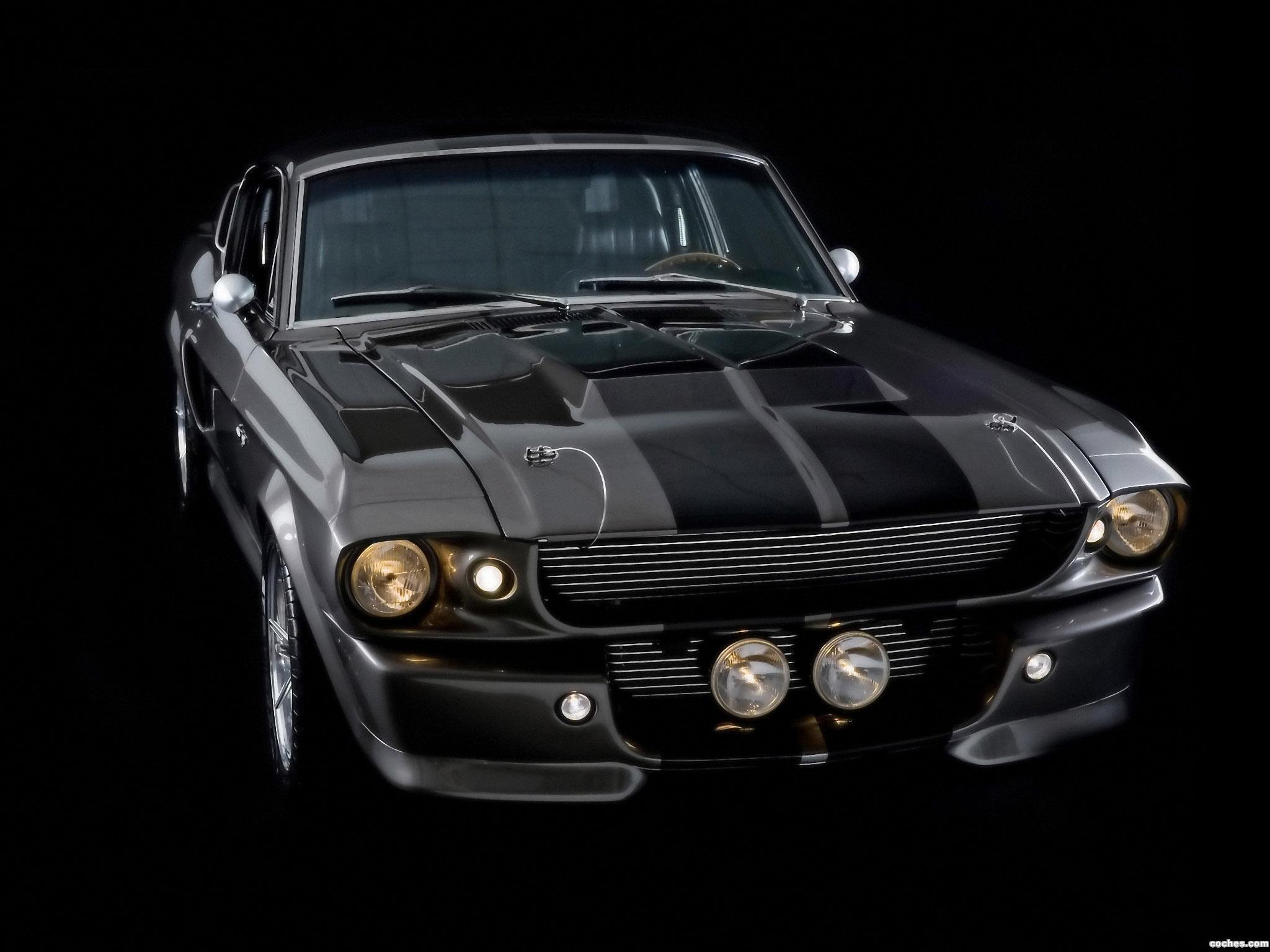 Foto 7 de Ford Shelby GT500 Eleanor 1967