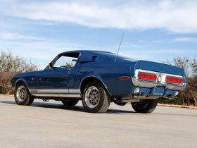 Ver foto 8 de Ford Shelby Mustang GT500 KR 1968