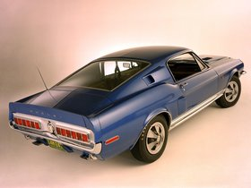Ver foto 7 de Ford Shelby Mustang GT500 KR 1968