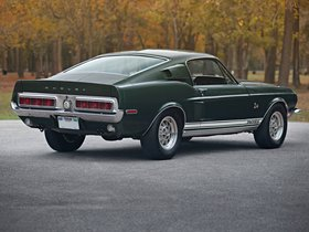 Ver foto 6 de Ford Shelby Mustang GT500 KR 1968