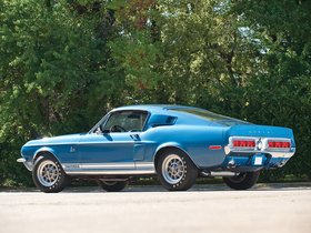 Ver foto 3 de Ford Shelby Mustang GT500 KR 1968