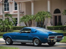 Ver foto 2 de Ford Shelby Mustang GT500 KR 1968