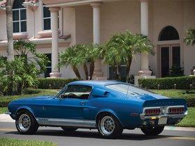 Ver foto 2 de Ford Shelby Mustang GT500 KR 1968