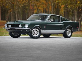 Ver foto 1 de Ford Shelby Mustang GT500 KR 1968