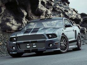 Fotos de Ford Shelby Mustang GT500 Konquistador by Reifen Koch 2012