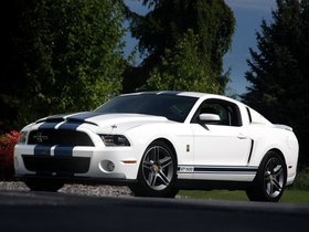 Ver foto 3 de Shelby Ford Mustang GT500 2009