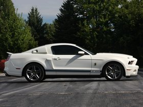 Ver foto 2 de Shelby Ford Mustang GT500 2009