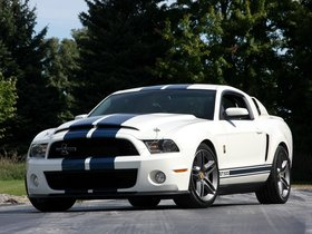 Fotos de Shelby Ford Mustang GT500 2009