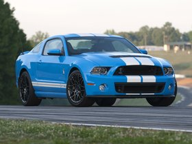 Ver foto 11 de Ford Shelby Mustang GT500 SVT 2012