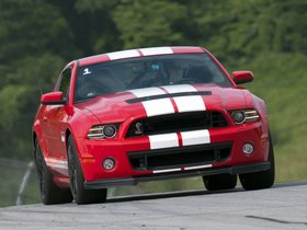 Ver foto 8 de Ford Shelby Mustang GT500 SVT 2012