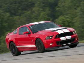 Ver foto 7 de Ford Shelby Mustang GT500 SVT 2012