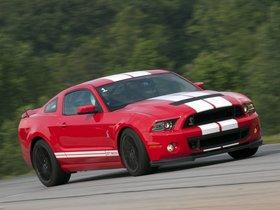 Ver foto 7 de Ford Shelby Mustang GT500 SVT 2012