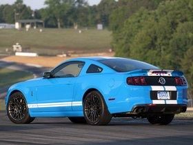 Ver foto 6 de Ford Shelby Mustang GT500 SVT 2012