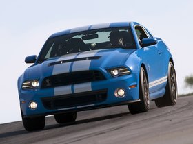 Ver foto 3 de Ford Shelby Mustang GT500 SVT 2012