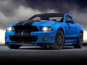 Ver foto 18 de Ford Shelby Mustang GT500 SVT 2012