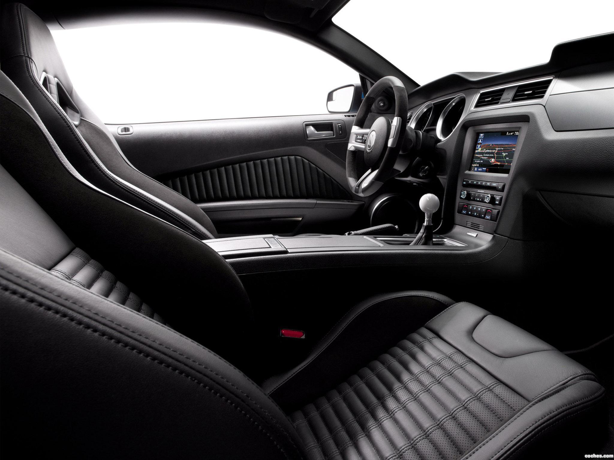 Foto 14 de Ford Shelby Mustang GT500 SVT 2012