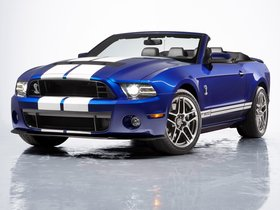 Ver foto 1 de Ford Shelby Mustang GT500 SVT Convertible 2012