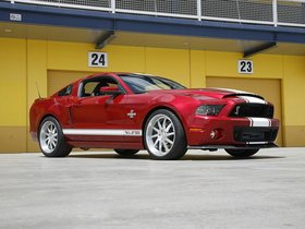 Ver foto 7 de Ford Shelby Mustang GT500 Super Snake 2013