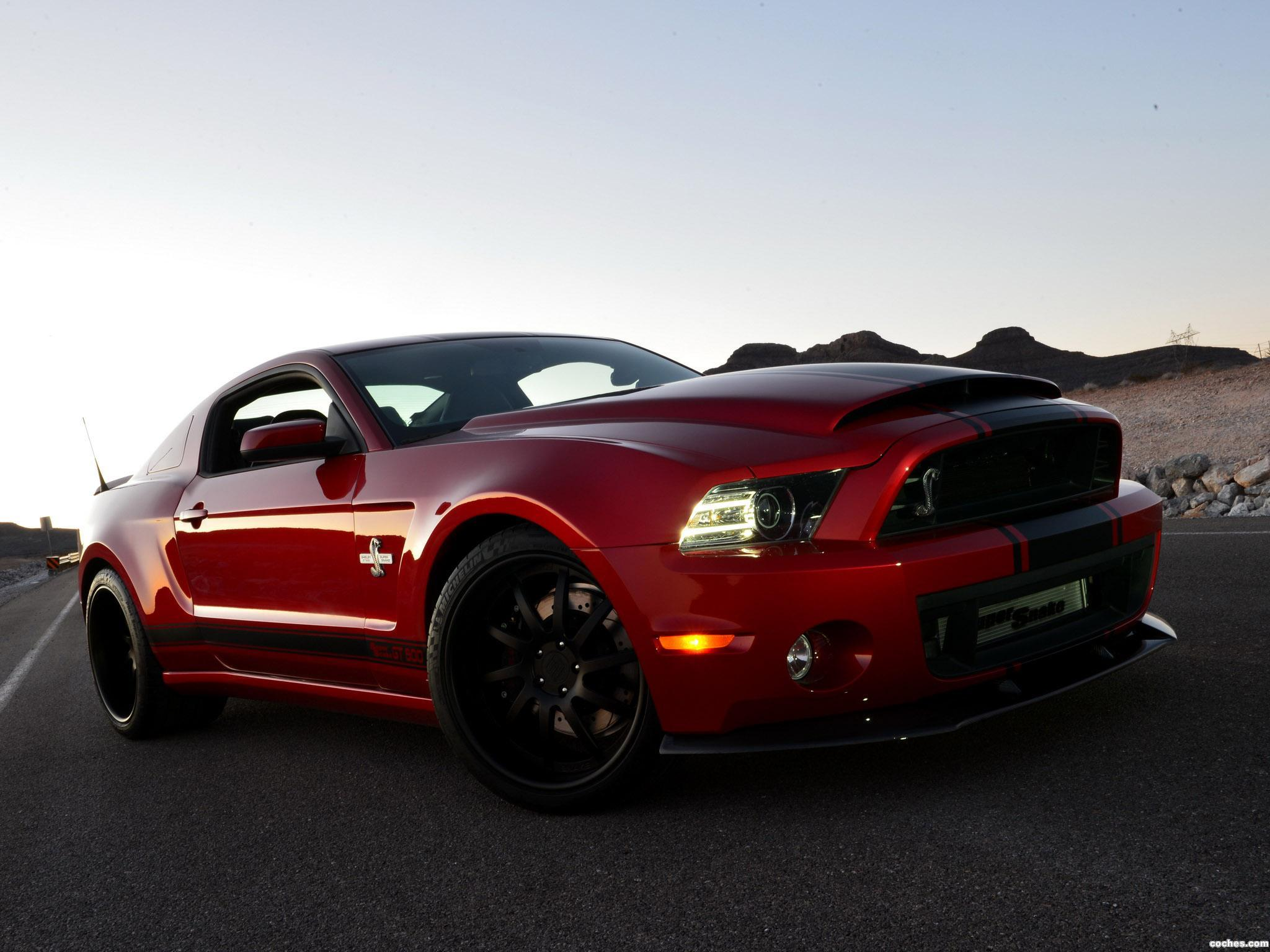Foto 0 de Ford Shelby Mustang GT500 Super Snake Wide Body 2013