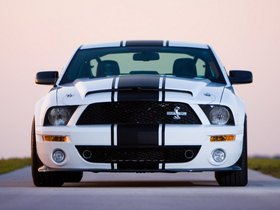 Ver foto 3 de Ford Shelby Mustang GT500 Super Snake 2012