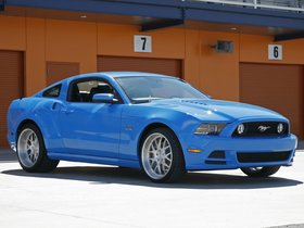 Ver foto 4 de Shelby Ford Mustang GTS 2011