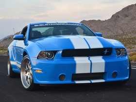 Ver foto 3 de Shelby Ford Mustang GTS 2011