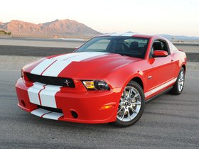 Fotos de Shelby Ford Mustang GTS 2011