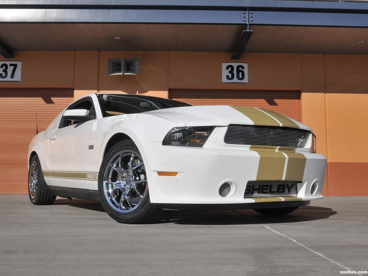 Foto 0 de Ford Shelby Mustang GTS 50th Anniversary 2012