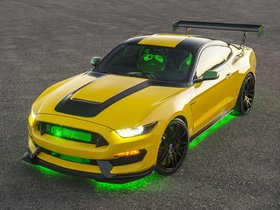 Fotos de Shelby Ford Mustang GT350 Ole Yeller 2016