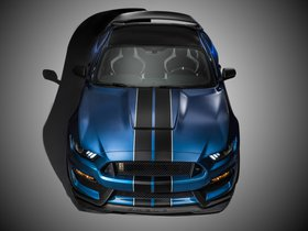 Ver foto 4 de Shelby Ford Mustang GT350-R 2015