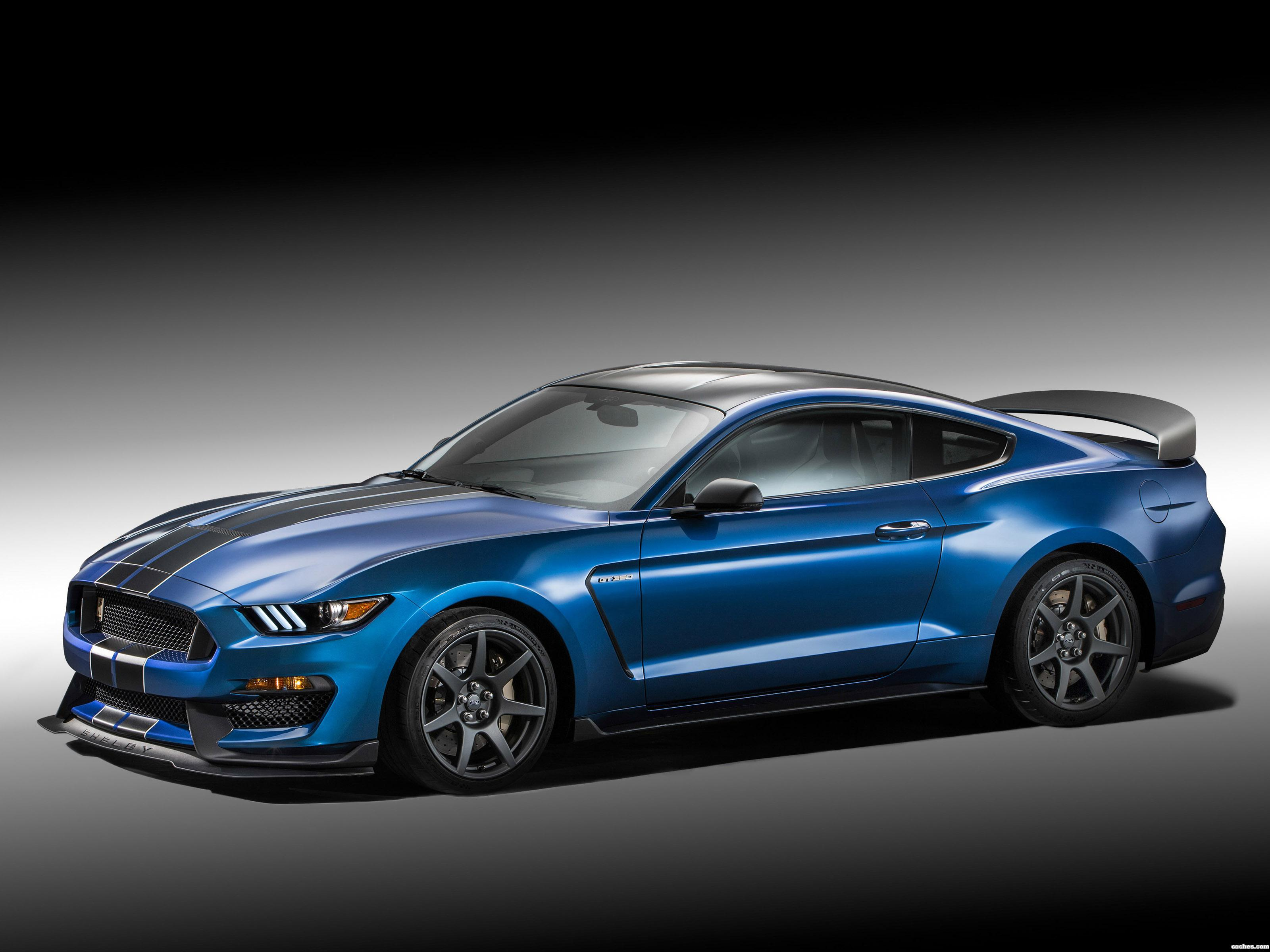 Foto 0 de Shelby Ford Mustang GT350-R 2015