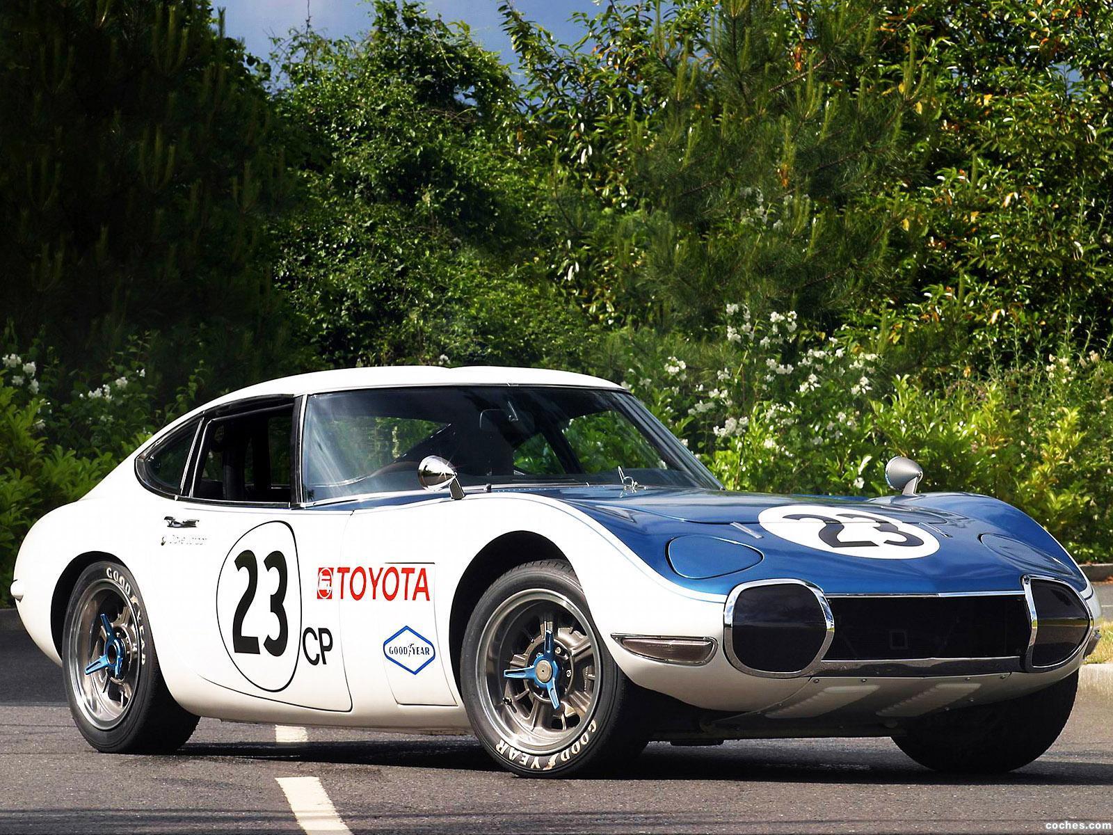Foto 0 de Toyota 2000 GT 1968