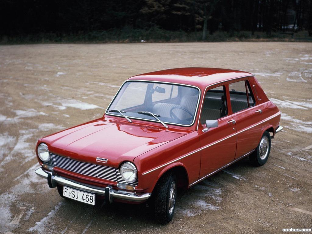 Foto 0 de Simca 1100 1967