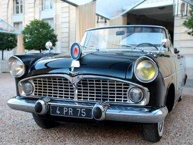 Ver foto 1 de Simca Presidence Cabriolet 1957