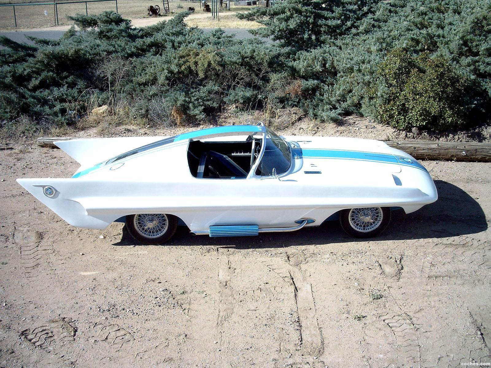 Foto 1 de Simca Special Concept 1958