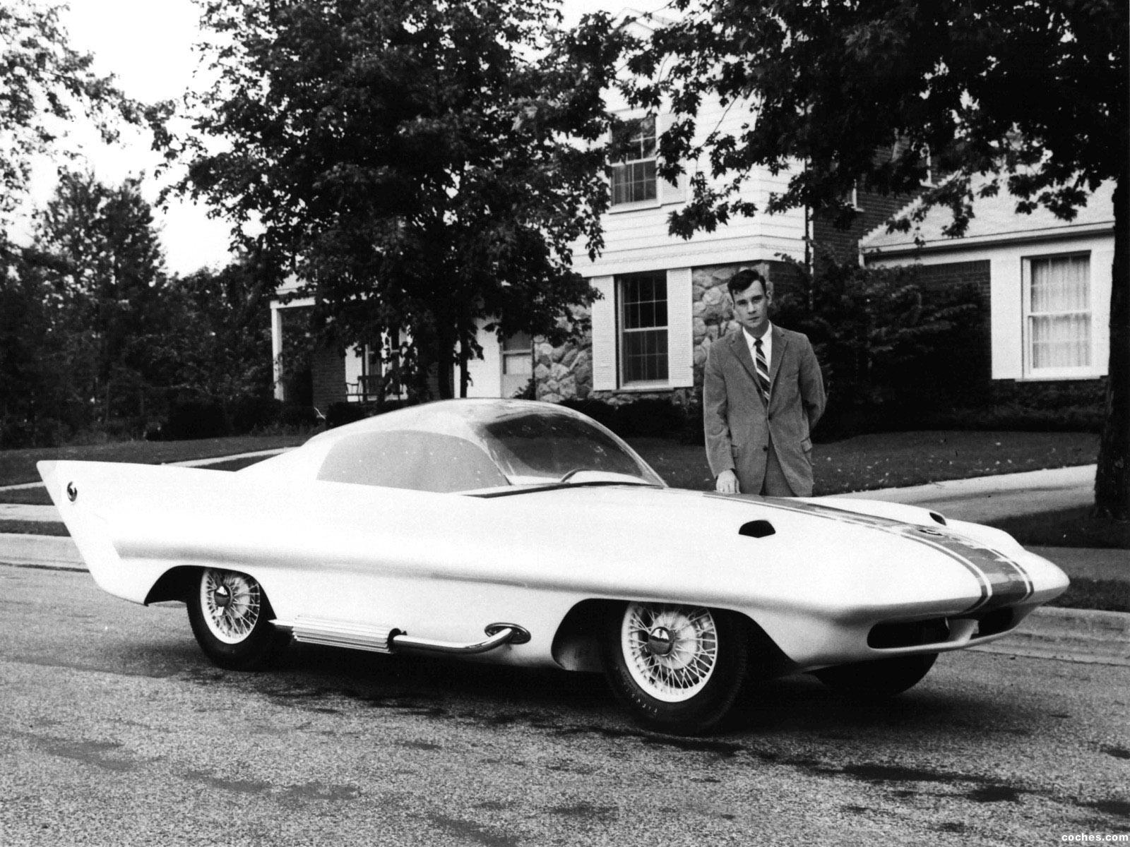 Foto 0 de Simca Special Concept 1958