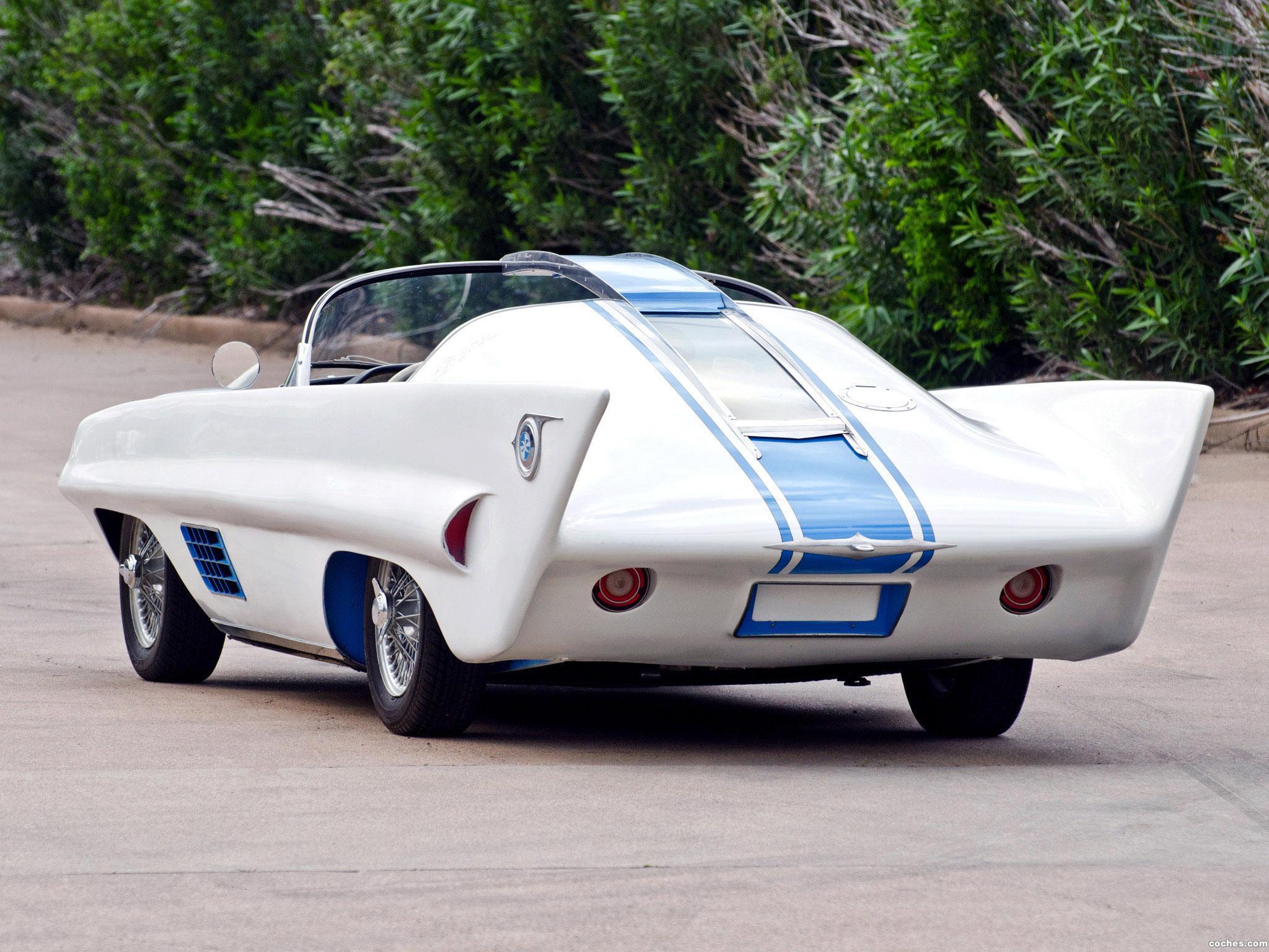 Foto 3 de Simca Special Concept 1958