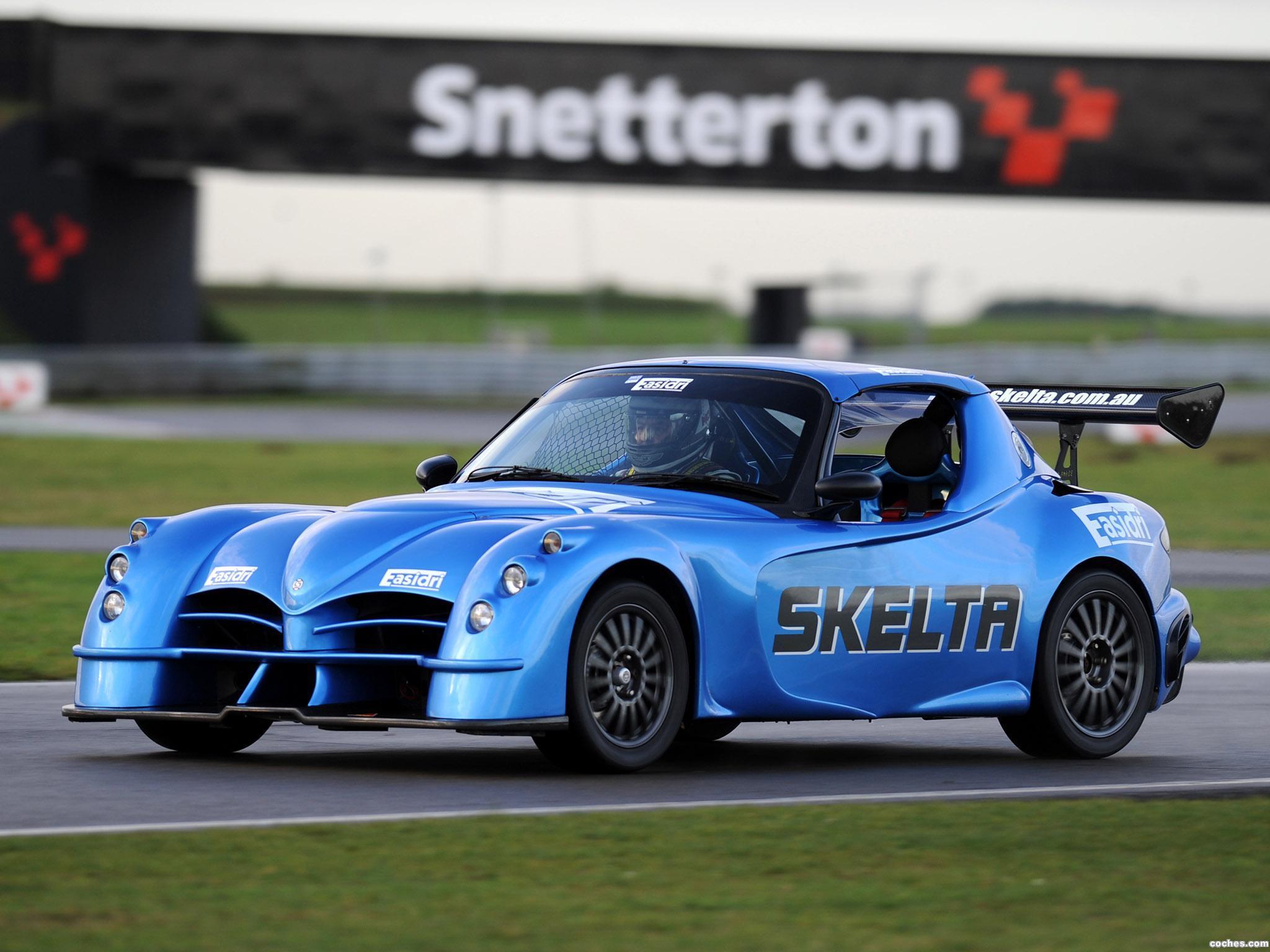 Foto 0 de Skelta G-Force Coupe 2010