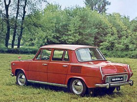Ver foto 3 de Skoda 1000 MB 710 1966