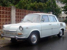 Ver foto 1 de Skoda 1000 MB 710 1966