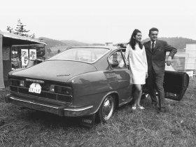 Ver foto 2 de Skoda 110 R 1970