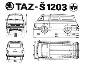 Ver foto 2 de Skoda 1203 Taz 1500 1987