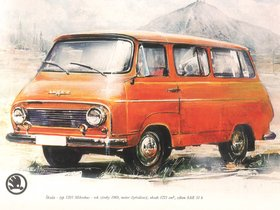 Ver foto 2 de Skoda 1203 Taz 1968