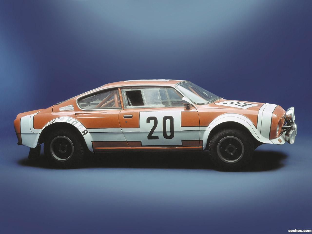 Foto 1 de Skoda 200 RS 1973