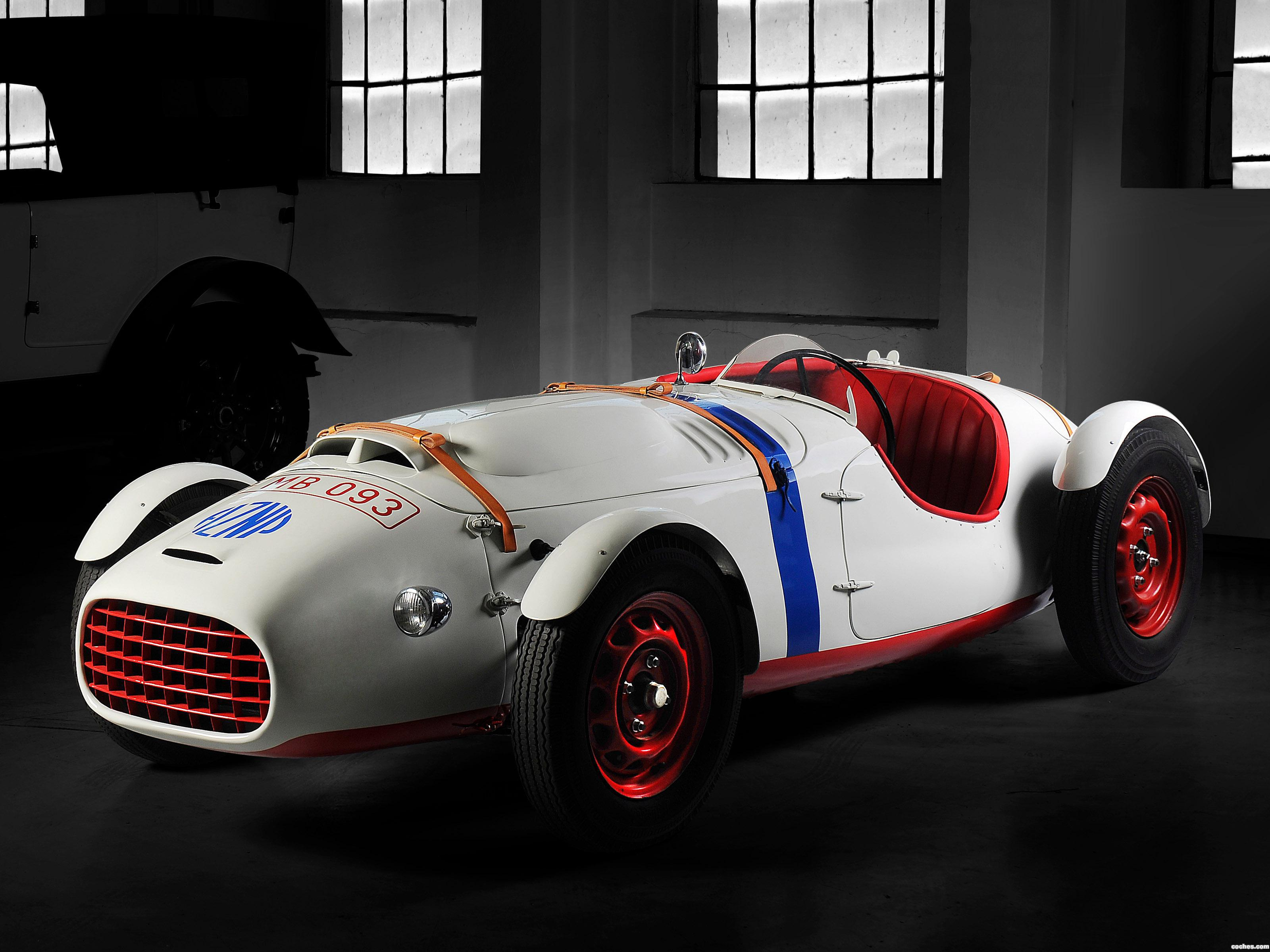 Foto 0 de Skoda 966 Supersport 1950
