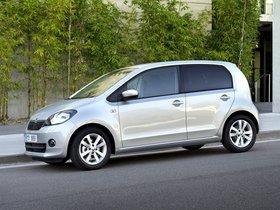 Ver foto 11 de Skoda Citigo 5 puertas 2012